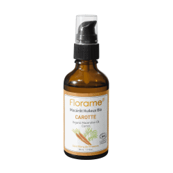 Florame Carrot Macerate ORG Vegetable Oil 50ml