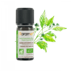 Florame Cinnamon Tree Bark 60 ORG Essential Oil 5ml