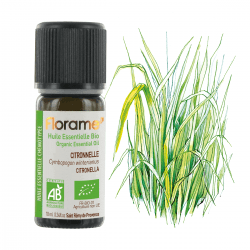 Florame Citronella ORG Essential Oil 10ml