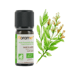 Florame Clary Sage ORG Essential Oil 5ml