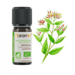Florame Clove Tree Bud ORG Essential Oil 10ml