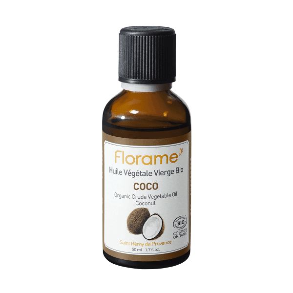 Florame Coco Coconut ORG Vegetable Oil, 50ml