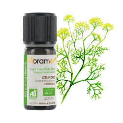 Florame Coriander ORG Essential Oil 5ml