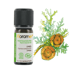 Florame Cypress ORG Essential Oil 10ml