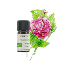 Florame Damascus Rose ORG Essential Oil 1ml