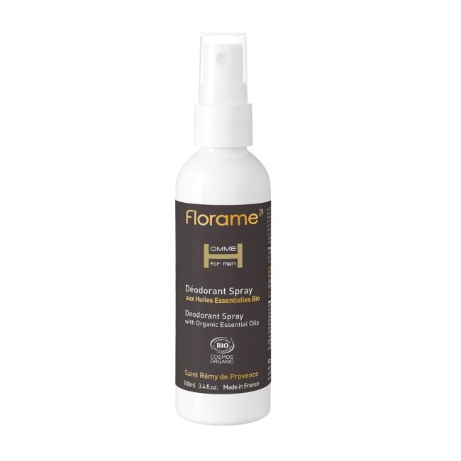 Florame Deodorant Spray, 100ml