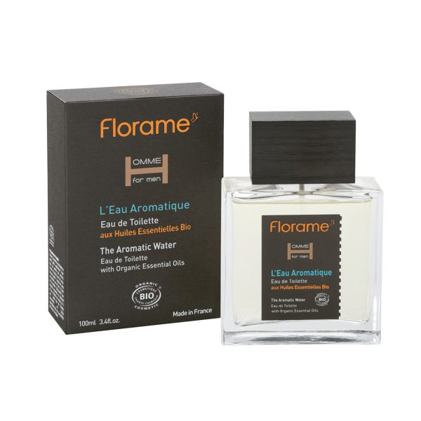 Florame Eau de Toilette Aromatic Water, 100ml