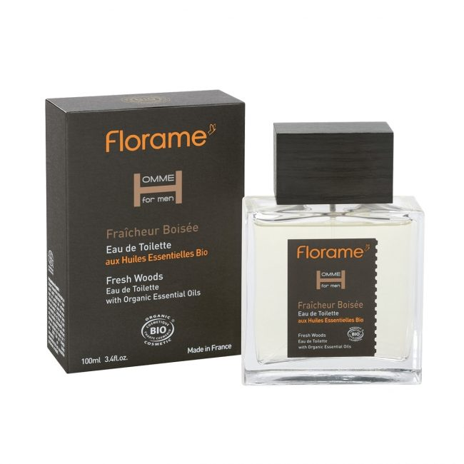Florame Eau de Toilette Fresh Woods, 100ml