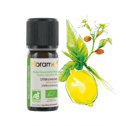 Florame Lemon Expressed ORG Essential Oil 10ml