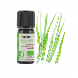 Florame Lemongrass ORG Essential Oil 10ml