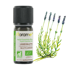 Florame Maillette Lavender ORG Essential Oil 10ml