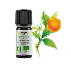 Florame Mandarin Expressed ORG Essential Oil 10ml
