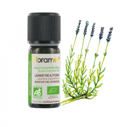 Florame Moutain Fine Lavender ORG Essential Oil 10ml