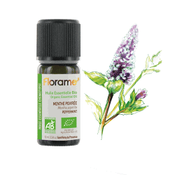Florame Peppermint ORG Essential Oil 10ml