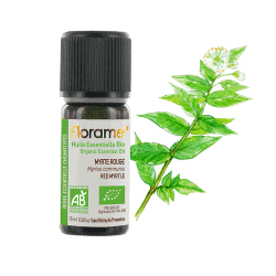 Florame Red Myrtle ORG Essential Oil 10ml