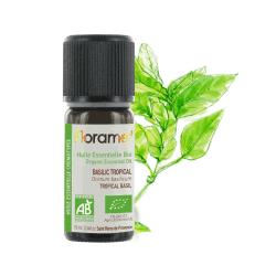 Florame Tropical Basil ORG Essential Oil 10ml