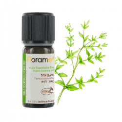 Florame White Thyme ORG Essential Oil 10ml