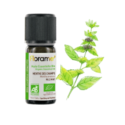 Florame Wild Mint ORG Essential Oil 10ml