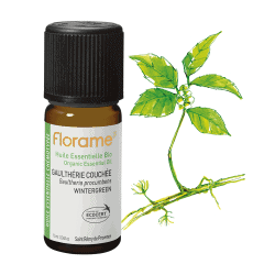 Florame Wintergreen ORG Essential Oil Gaultheria Procumbens 10ml