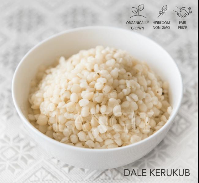 Langit Dale Kerukub Rice (Job's Tears), 500g