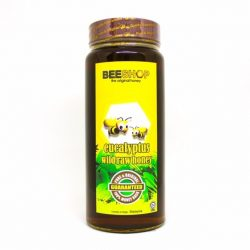 EUCALYPTUS RAW HONEY 1KG