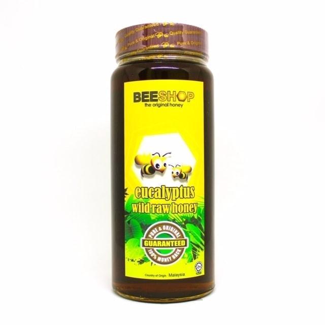 Ecobee Eucalyptus Raw Honey, 959g