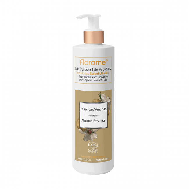 Florame Almond Essence Body Lotion, 400ml