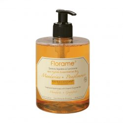 Florame Mandarin Grapefruit Liquid Soap 500ml
