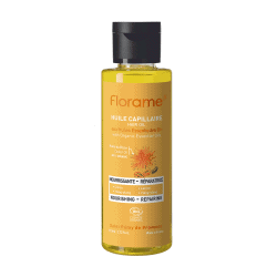 Florame Nourishing Hair Oil 110ml