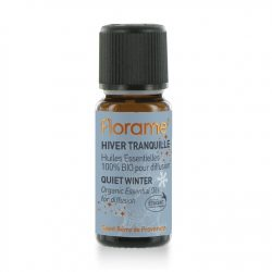 Florame Quiet Winter Organic Essential Oils for Diffusion 10ml