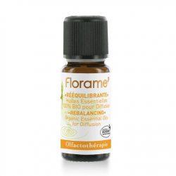 Florame Rebalancing Organic Essential Oils for Diffusion 10ml