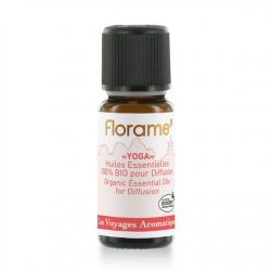 Florame Yoga Organic Essential Oils for Diffusion 10ml
