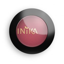 INIKA Certified Organic Lip Cheek Cream Lid On 2g