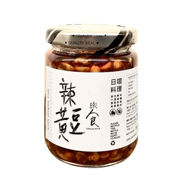 LV SHI Spicy Soybean Sauce, 200g