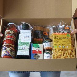Organic Italian Gift Box