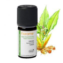 huile essentielle de curcuma bio