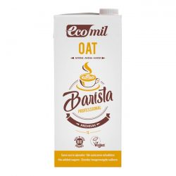 Ecomil Barista Oat Drink No Added Sugar 1L