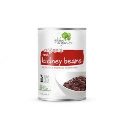 Global Organics Red Kidney Beans 400g