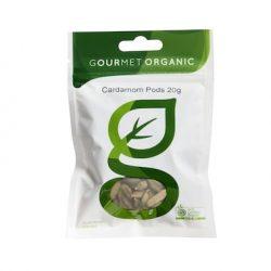 Gourmet Organic Cardamom Pods 20g
