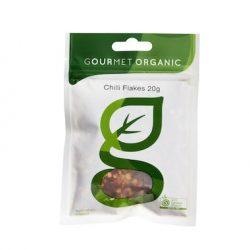 Gourmet Organic Chili Flakes 20g