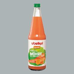 Voelkel Organic Carrot Juice Demeter 700ml