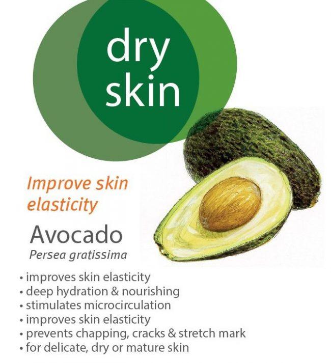 Florame Avocado Organic Vegetable Oil, 50ml