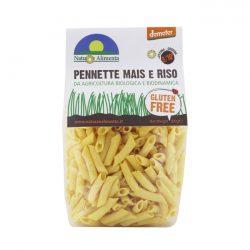 Natura e Alimenta Gluten Free Corn and Rice Penne Pasta 300g