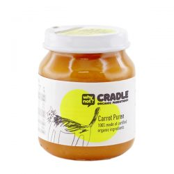 Why Not Cradle Carrot Puree 130g