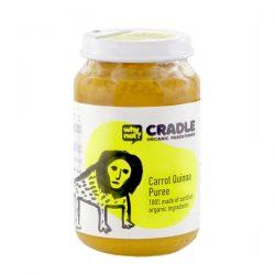 Why Not Cradle Carrot Quinoa Puree 200g